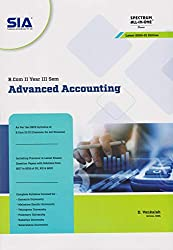 Advanced Accounting 3rd semester CBCS degree SIA text book osmania university – author :- Shukla and Grewal publisher S.Chand& Co