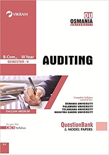 auditing ourstudys