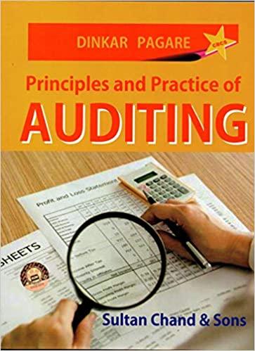 auditing 5th sem ou ourstudys