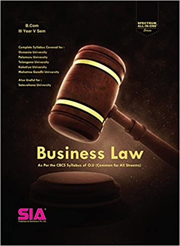 business law sia 2018 osmania university