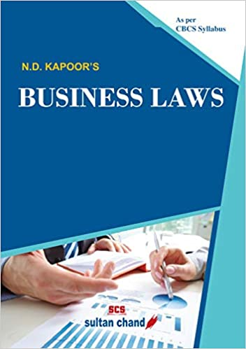 business law sultan chand osmania university