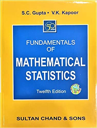 fundamentals of maths statistics
