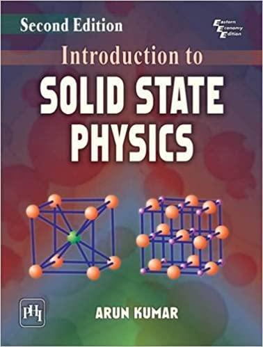 solid state physics arun kumar